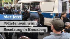 Besetzung – Berlin-Kreuzberg 06.04.2019