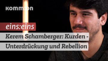 EINS:EINS mit Kerem Schamberger: Die Kurden. Ein Volk zwischen Unterdrückung und Rebellion