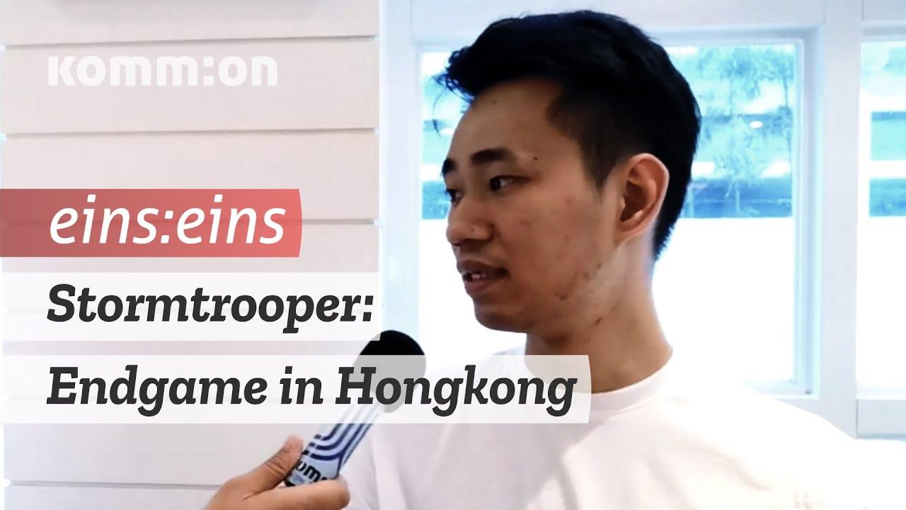 EINS:EINS Stormtrooper: Endgame in Hongkong (german subtitles)