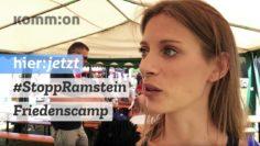 Friedenscamp gegen die US-Airbase Ramstein