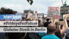 #GlobalerKlimastreik I 24. Mai in Berlin