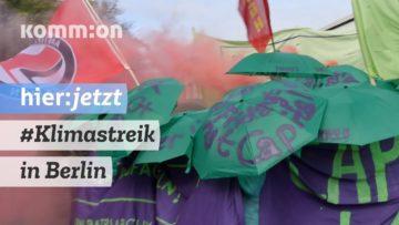 #Klimastreik 20.09.2019 – linke Kämpfe verbinden
