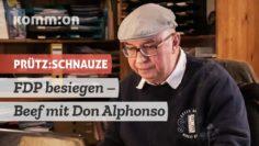 PRÜTZ:SCHNAUZE FDP besiegen – Beef mit Don Alphonso