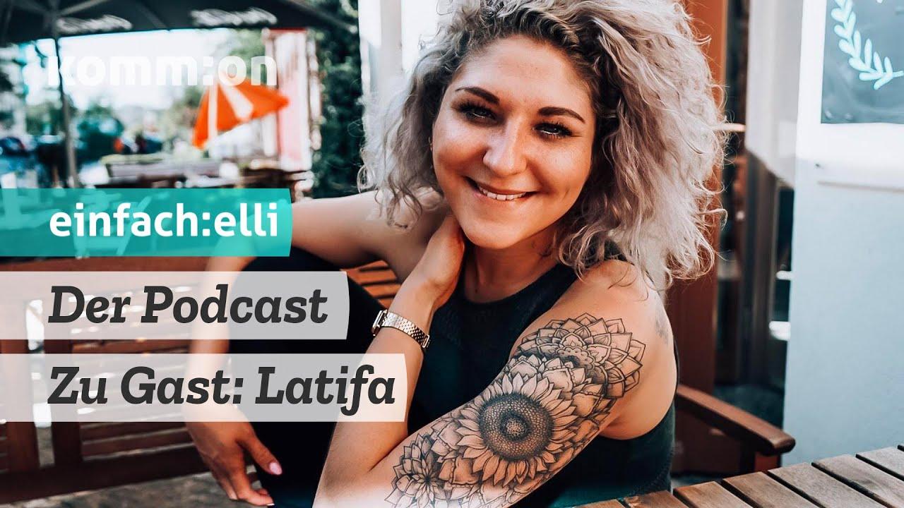 EINFACH:ELLI Der Podcast mit Latifa über Social Distancing.