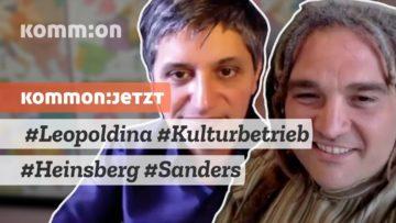 KOMMON:JETZT #Leopoldina #Kulturbetrieb #Heinsberg #Sanders