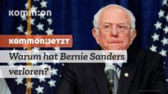 KOMMON:JETZT mit Florian Kirner: Warum hat Bernie Sanders verloren?