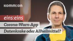 Corona-Warn-App – Datenkrake oder Allheilmittel – Interview mit Jochim Selzer vom CCC