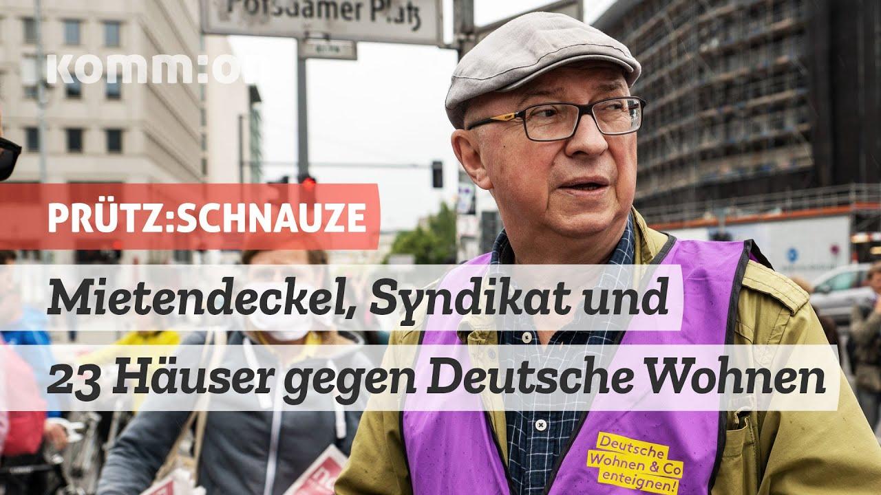 Kommentar zu Mietendeckel, Syndikat und 23 Häuser gegen Deutsche Wohnen