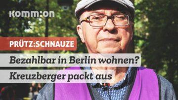 Bezahlbar in Berlin wohnen? Kreuzberger packt aus