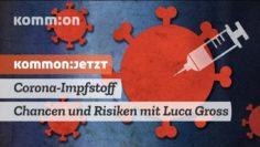 Corona-Impfstoff: Chancen und Risiken mit Luca Gross