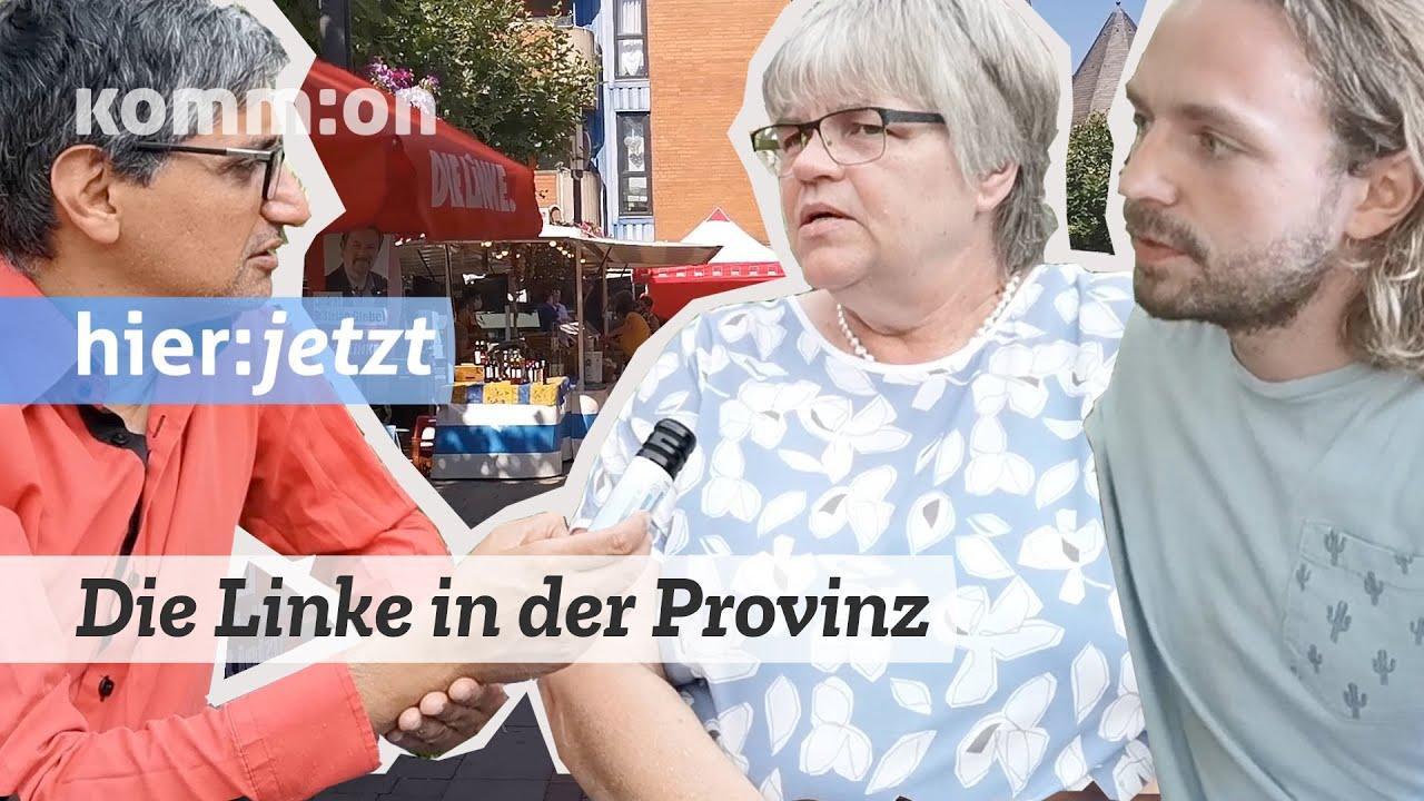 Die Linke in der Provinz