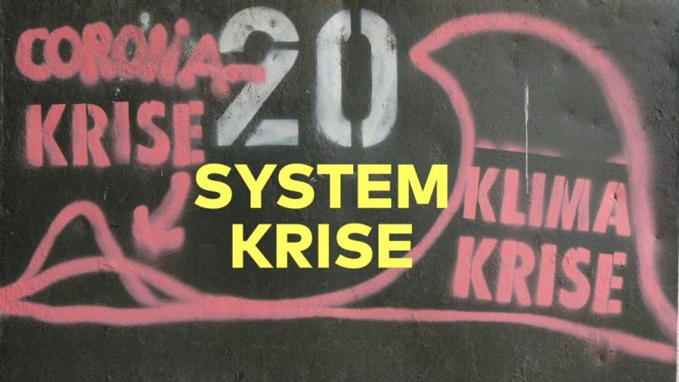 SYSTEMKRISE ein Film von John Mio Mehnert über Klima, Kapitalismus und Corona.