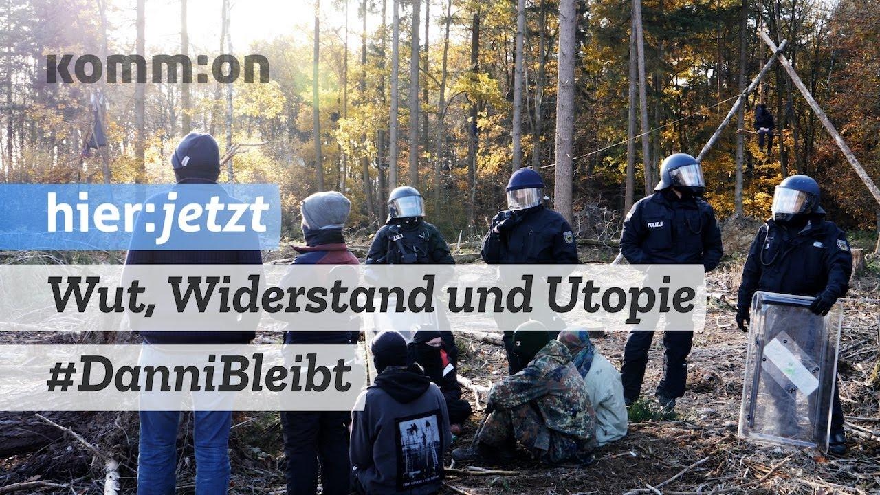 Wut, Widerstand und Utopie #DanniBleibt