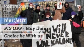PIS OFF – May the Choice be With us