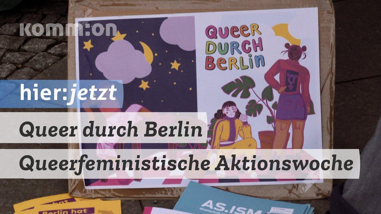Queer durch Berlin: Queerfeministische Aktionswoche